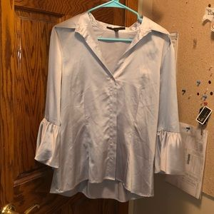 BCBG Silk Shirt